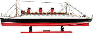 Old Modern Handicrafts Queen Mary Collectible, Large
