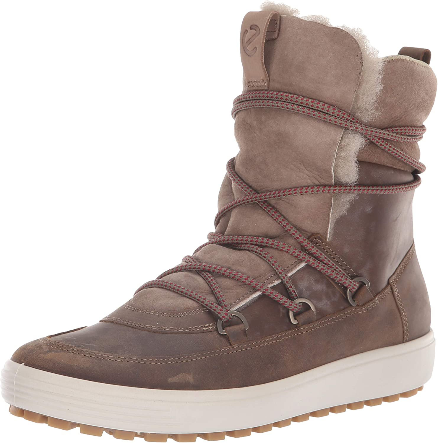 ECCO Womens Soft 7 Tred Mid Sneaker