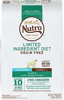 NUTRO Limited Ingredient Diet Adult Dry Dog Food