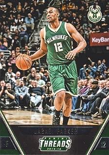 2015-16 Panini Threads Basketball #135 Jabari Parker Milwaukee Bucks