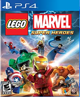 LEGO Marvel Super Heroes - PlayStation 4 by