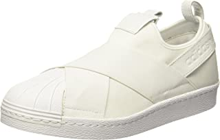 Adidas Men's Superstar Slipon Leather Sneakers