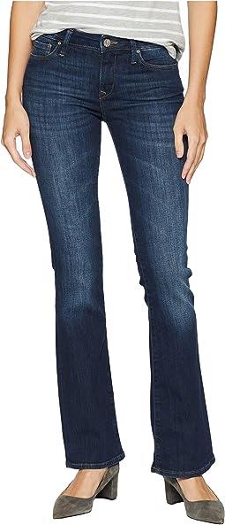 Alexa Skinny Jeans in Mid Gold Reform Popstar