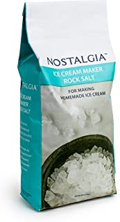 Ice Cream 8lb. Rock Salt