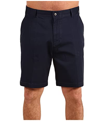 Nautica Big & Tall Deck Short (True Navy) Men