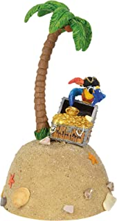 Department 56 Margaritaville Village Accessories Yes I am a Pirate Figurine Speaker Cover, 8