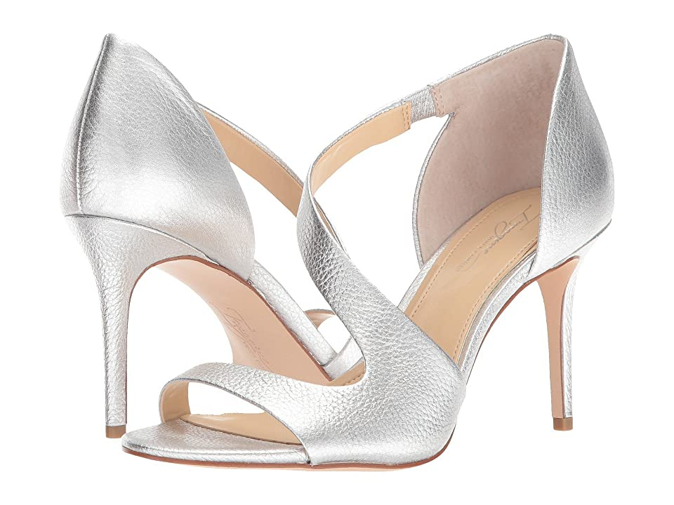 Imagine Vince Camuto Purch (Platinum Tumbled Metallic) High Heels