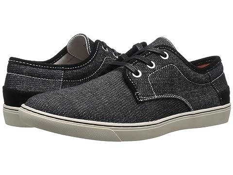Mens Shoes Calvin Klein Jeans Zander Black Denim