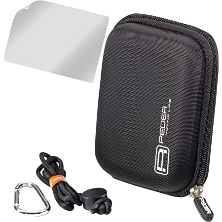 Pedea Hardcase Kameratasche Für Fujifilm Finepix Xp140 Kamera