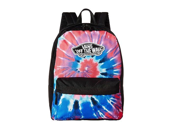 0f00293dda Vans Realm Backpack (Tie Dye) Backpack Bags