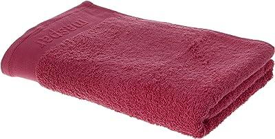 Maspar Embossed Cotton Towel - Persian Pink