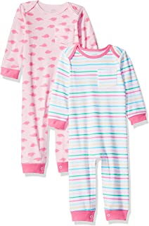 Girls' Baby 2-Pack Coverall