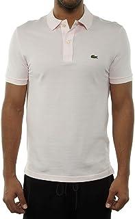 Lacoste Men's Legacy Classic Pique Slim Fit Short Sleeve Polo Shirt