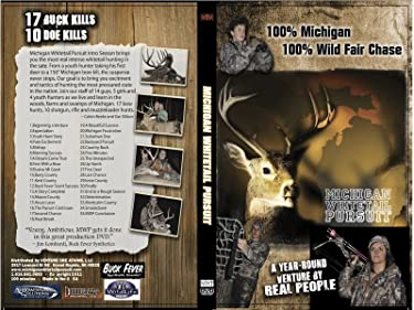 Michigan Whitetail Pursuit Intro Season 1
