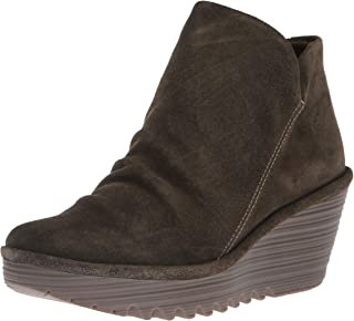 d79de2ecd9b Amazon.com  Wedge - Ankle   Bootie   Boots  Clothing