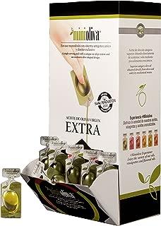 Minioliva Aceite de Oliva Virgen Extra - Paquete de 140 x 14