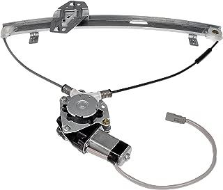Dorman 741-301 Front Passenger Side Power Window Regulator and Motor Assembly for Select Honda Models