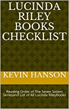 Lucinda Riley Books Checklist: Reading Order of The Seven Sisters Seriesand List of All Lucinda RileyBooks