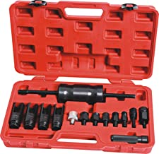 Diesel Injector Extractor Puller With Common Rail Adaptor Slide Hammer Removal Tool Kit