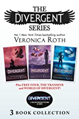 Divergent Series (Books 1-3) Plus Free Four, The Transfer and World of Divergent (Divergent) Kindle Edition