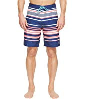 Vineyard Vines - Americana Stripe Boardshorts