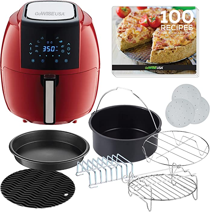 Updated 2021 – Top 10 Air Fryer Gowiseusa