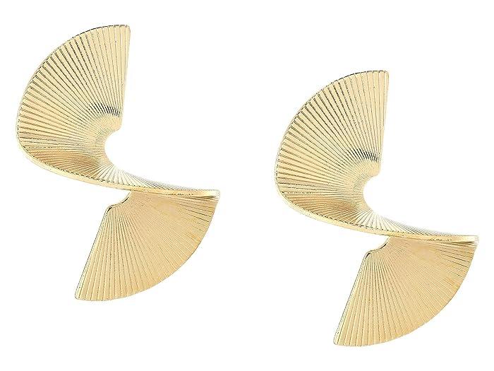 8 Other Reasons  Costa Rica Earrings (Gold) Earring
