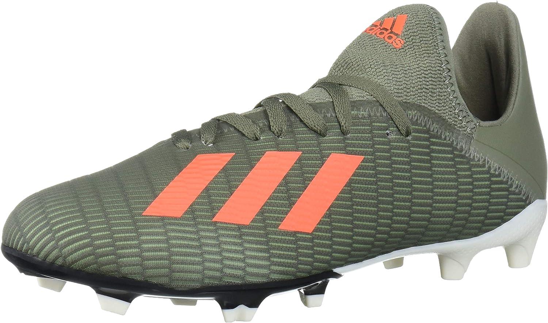 adidas Men's X 19.3 Ground 受賞店 Shoe Soccer Firm 一部予約