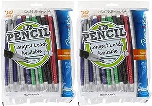 Paper Mate Write Bros. 0.7mm Mechanical Pencils, 2 Pack x 30 Assorted Pencils