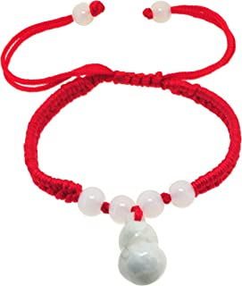 Kabbalah Red String Braided Bracelet of Protection for Good Luck Fortune Health Love Ward Off Against Evil Eye