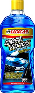Limpa Vidros Tira Manchas Luxcar 500 Ml