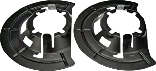 Best red brake dust shields Reviews