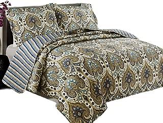 Best bed quilt sets online Reviews
