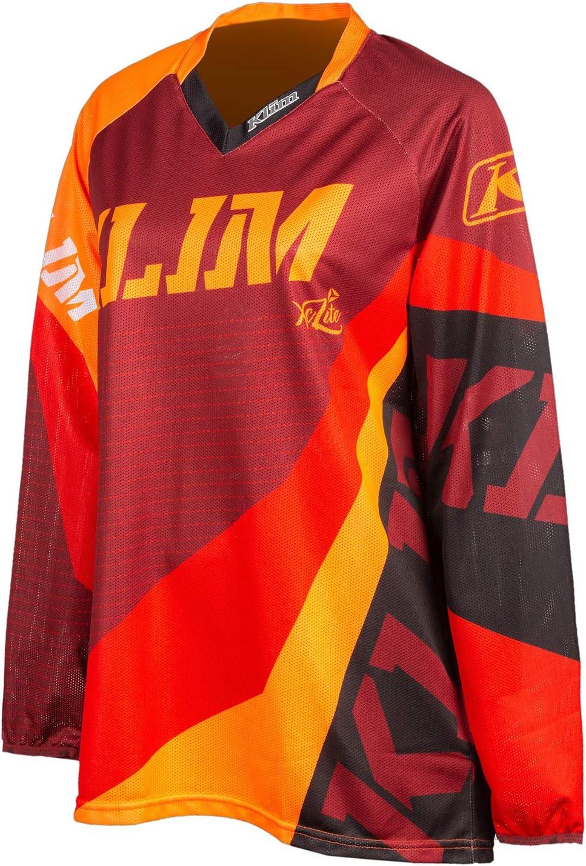 KLIM Womens XC Lite Jersey 2X Fruit Punch