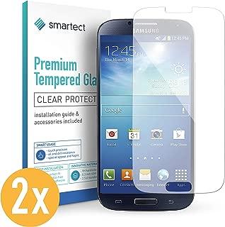 smartect Protector de Pantalla para Samsung Galaxy S4 / S4 Neo [2 Unidades] - 9H Cristal Templado - Diseño Ultrafino - Instalación Sin Burbujas - Tempered Glass Anti-Huellas