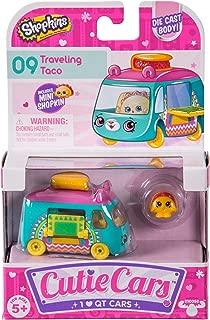 Cutie Cars Shopkins Traveling Taco Figure Pack #09
