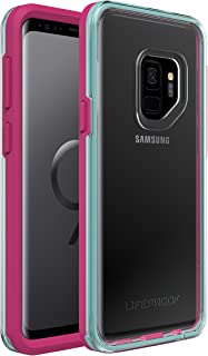 Lifeproof SLAM Series DROPPROOF Case for Samsung Galaxy S9 ONLY - Retail Packaging - Aloha Sunset (Pink/Blue)