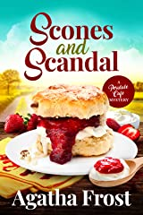 Scones and Scandal: A cozy murder mystery full of twists (Peridale Cafe Cozy Mystery Book 22) Kindle Edition