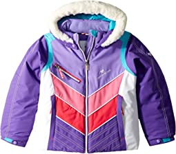 Obermeyer Kids - Sierra Jacket with Fur (Toddler/Little Kids/Big Kids)