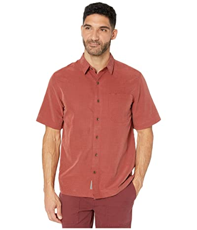 Royal Robbins Desert Pucker S/S (Cedar) Men