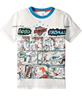 Burberry Kids - Comic Thomas Tee (Little Kids/Big Kids)