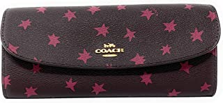 Coach Gift Boxed Star Wallet with Stars and Charms - #F39133