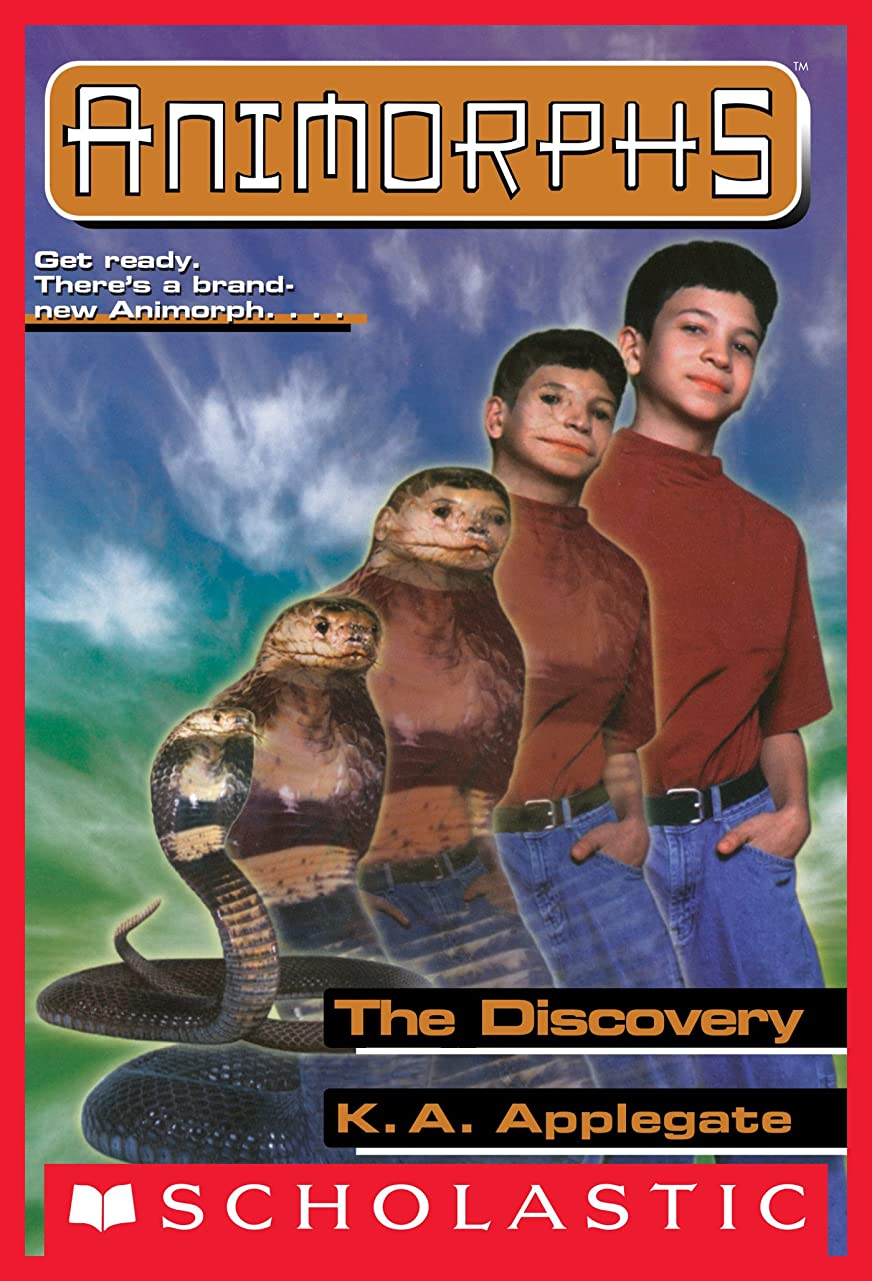 ラフト厄介な意志The Discovery (Animorphs #20) (English Edition)