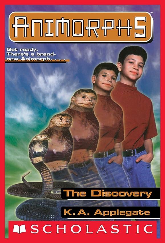 シート件名増幅器The Discovery (Animorphs #20) (English Edition)