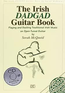 IRISH DADGAD GUITAR BOOK WITH CD
