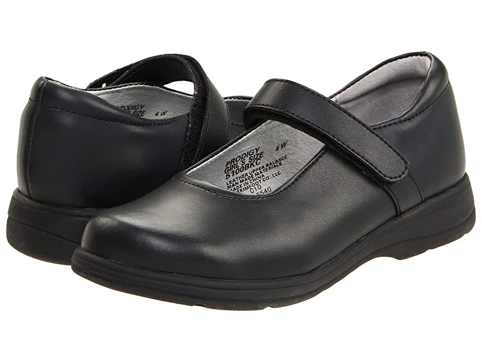 School Issue Prodigy (Toddler/Little Kid/Big Kid) (Black) Girls Shoes
