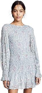 LOVESHACKFANCY Women's Scarlett Mini Dress