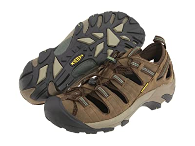 KEEN Arroyo II (Slate Black/Bronze Green) Men