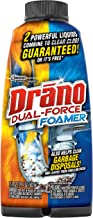 Drano Dual Force Foamer Clog Remover, 17 oz-2 pk