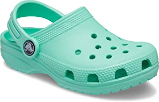 Crocs Unisex-Child Kids' Classic Clog | Slip on for Boys and Girls | Water Shoes